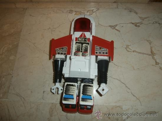 Figuras de acción: ROBOT RO-JET MX-I MARCA JEICA , 111-1 - Foto 16 - 38692847