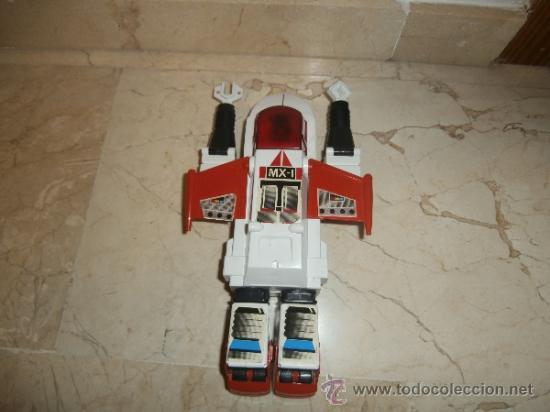 Figuras de acción: ROBOT RO-JET MX-I MARCA JEICA , 111-1 - Foto 15 - 38692847