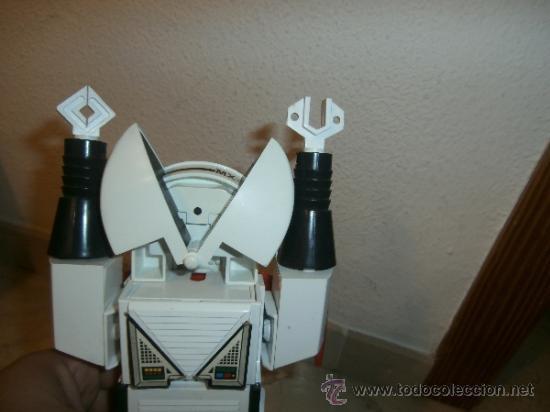 Figuras de acción: ROBOT RO-JET MX-I MARCA JEICA , 111-1 - Foto 14 - 38692847
