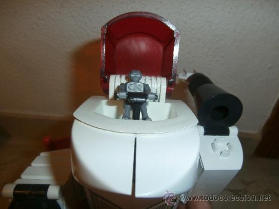 Figuras de acción: ROBOT RO-JET MX-I MARCA JEICA , 111-1 - Foto 11 - 38692847