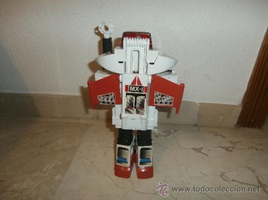 Figuras de acción: ROBOT RO-JET MX-I MARCA JEICA , 111-1 - Foto 10 - 38692847
