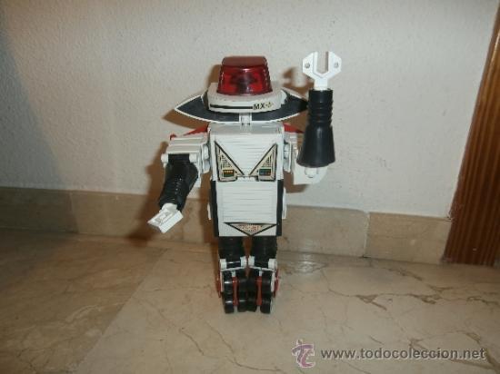 Figuras de acción: ROBOT RO-JET MX-I MARCA JEICA , 111-1 - Foto 9 - 38692847