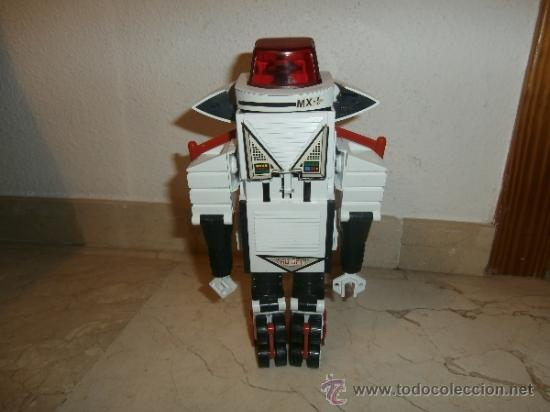 Figuras de acción: ROBOT RO-JET MX-I MARCA JEICA , 111-1 - Foto 8 - 38692847