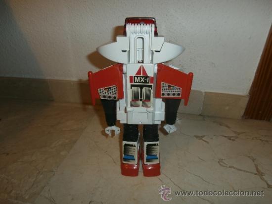 Figuras de acción: ROBOT RO-JET MX-I MARCA JEICA , 111-1 - Foto 7 - 38692847