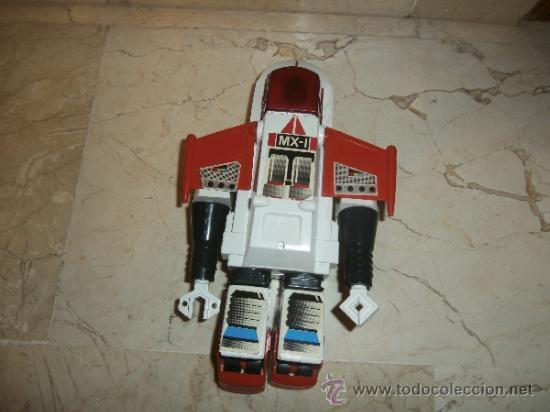 Figuras de acción: ROBOT RO-JET MX-I MARCA JEICA , 111-1 - Foto 4 - 38692847