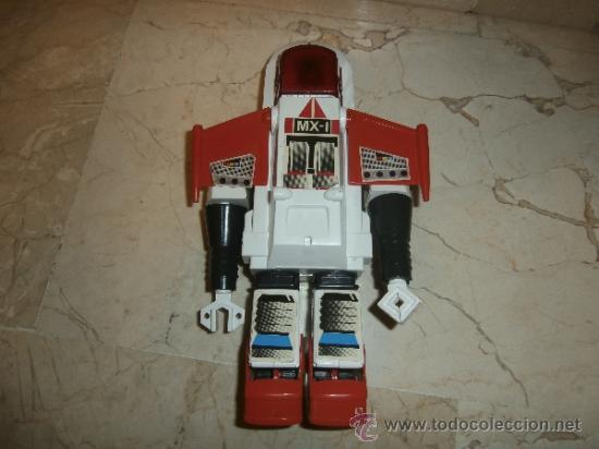 Figuras de acción: ROBOT RO-JET MX-I MARCA JEICA , 111-1 - Foto 3 - 38692847