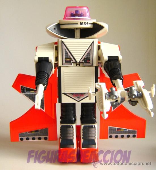 Figuras de acción: ROBOT RO-JET MX-I MARCA JEICA , 111-1 - Foto 35 - 38692847