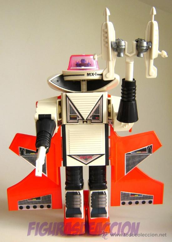 Figuras de acción: ROBOT RO-JET MX-I MARCA JEICA , 111-1 - Foto 34 - 38692847