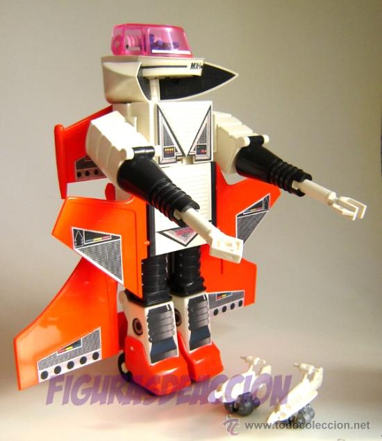 Figuras de acción: ROBOT RO-JET MX-I MARCA JEICA , 111-1 - Foto 33 - 38692847