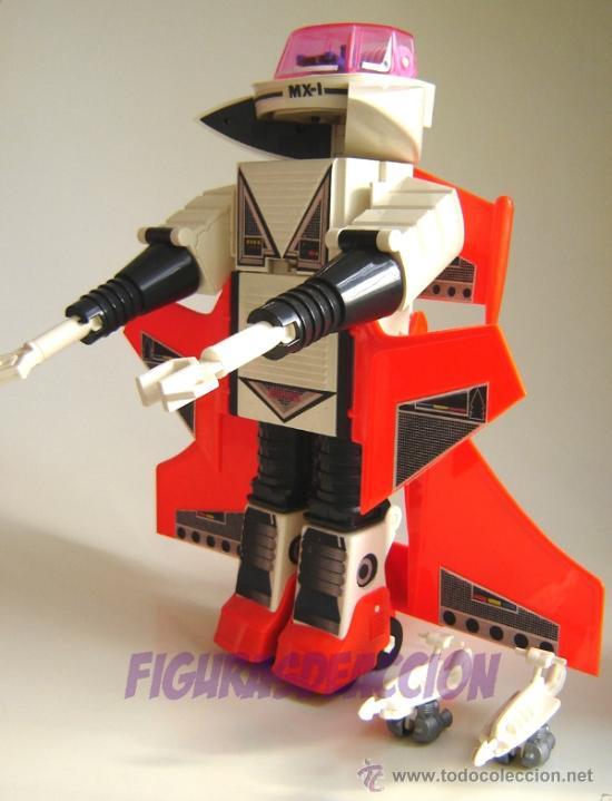 Figuras de acción: ROBOT RO-JET MX-I MARCA JEICA , 111-1 - Foto 32 - 38692847