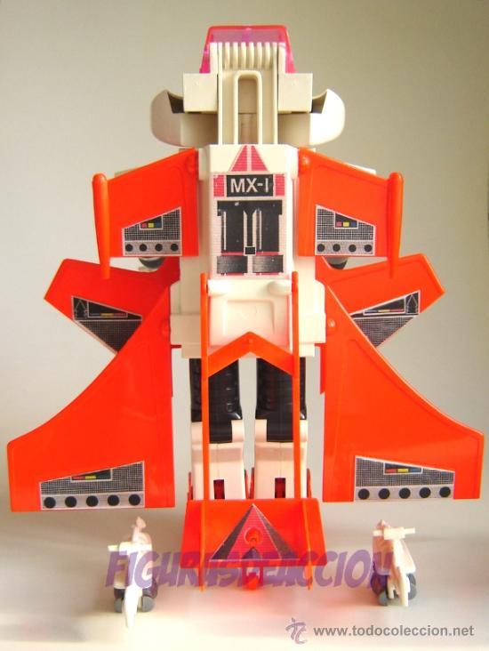 Figuras de acción: ROBOT RO-JET MX-I MARCA JEICA , 111-1 - Foto 31 - 38692847