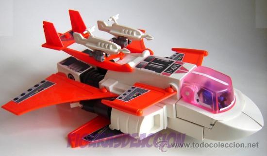 Figuras de acción: ROBOT RO-JET MX-I MARCA JEICA , 111-1 - Foto 30 - 38692847
