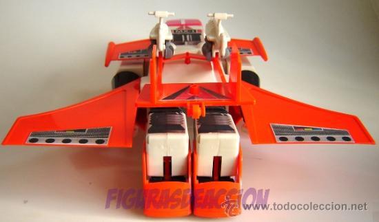 Figuras de acción: ROBOT RO-JET MX-I MARCA JEICA , 111-1 - Foto 28 - 38692847
