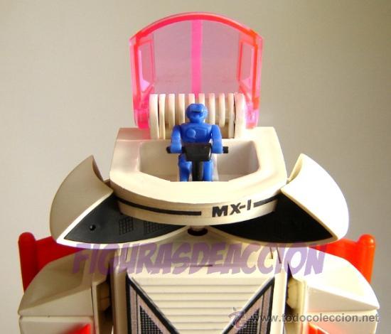 Figuras de acción: ROBOT RO-JET MX-I MARCA JEICA , 111-1 - Foto 27 - 38692847