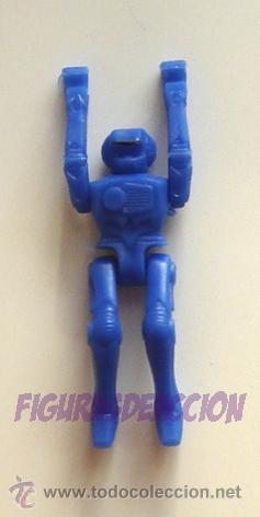 Figuras de acción: ROBOT RO-JET MX-I MARCA JEICA , 111-1 - Foto 26 - 38692847
