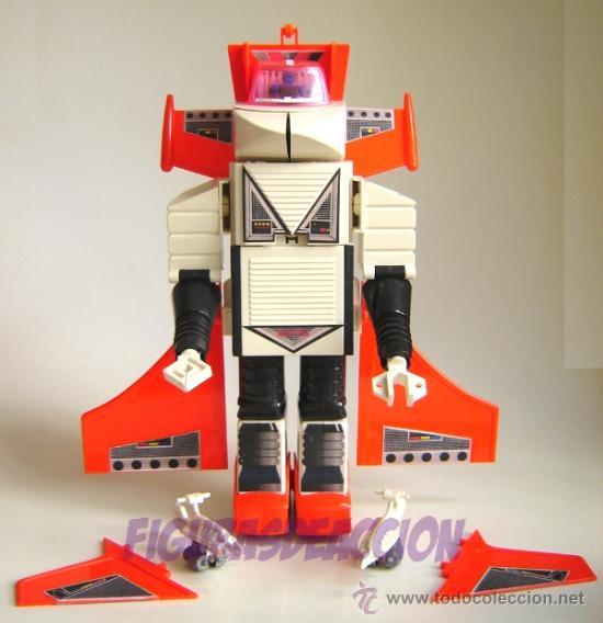 Figuras de acción: ROBOT RO-JET MX-I MARCA JEICA , 111-1 - Foto 24 - 38692847
