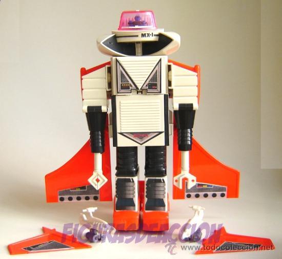 Figuras de acción: ROBOT RO-JET MX-I MARCA JEICA , 111-1 - Foto 23 - 38692847