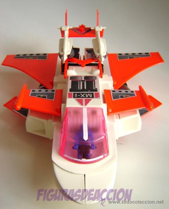 Figuras de acción: ROBOT RO-JET MX-I MARCA JEICA , 111-1 - Foto 22 - 38692847