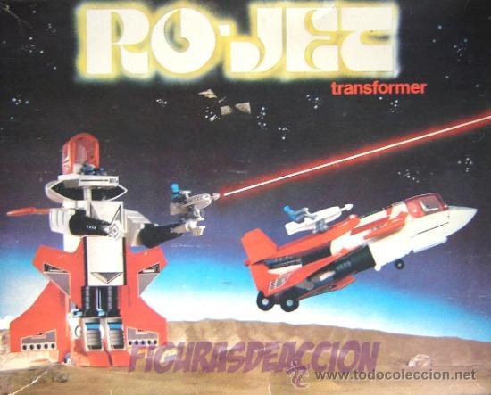 Figuras de acción: ROBOT RO-JET MX-I MARCA JEICA , 111-1 - Foto 21 - 38692847