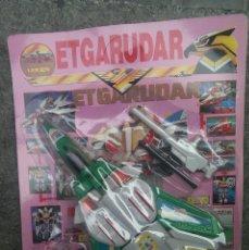Figuras de acción: ETGARUDAR BLISTER. Lote 39799831