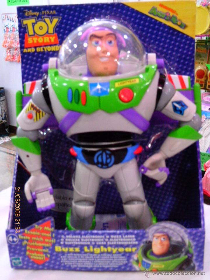 Toy Storybuzz Lightyear Con Voz 28 Cmaño 20 Sold