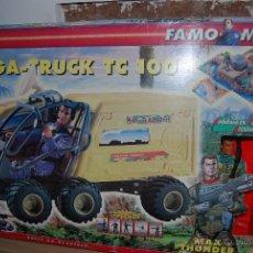 Figuras de acción: FAMOMAN / FAMO MAN!! MEGA TRUCK TC 100!! A ESTRENAR!!! DE MI COLECCIÓN!! RARO. Lote 40575983
