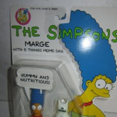 Figuras de acción: LOS SIMPSONS, MARGE. DE MATTEL, EN BLISTER. CC. Lote 40721786