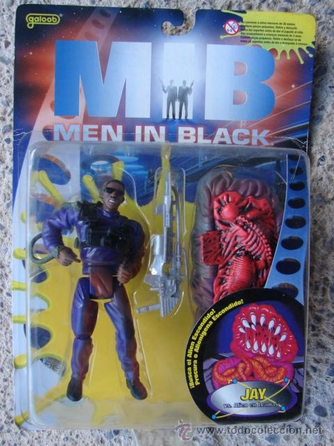 Men In Black Jay Con Alien Mib Famosa