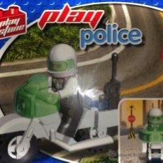 Figuras de acción: PLAY STONE PLAY POLICE. Lote 40923695