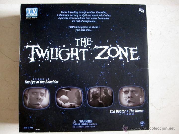 Figuras de acción: Figura Sideshow The eye of the Beholder The Doctor & The Nursery 30 cm-1/6 - Foto 4 - 41447461