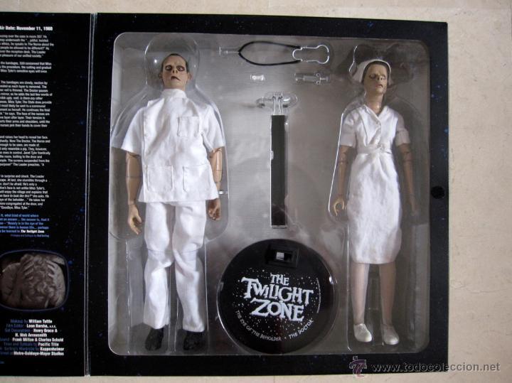 Figuras de acción: Figura Sideshow The eye of the Beholder The Doctor & The Nursery 30 cm-1/6 - Foto 5 - 41447461