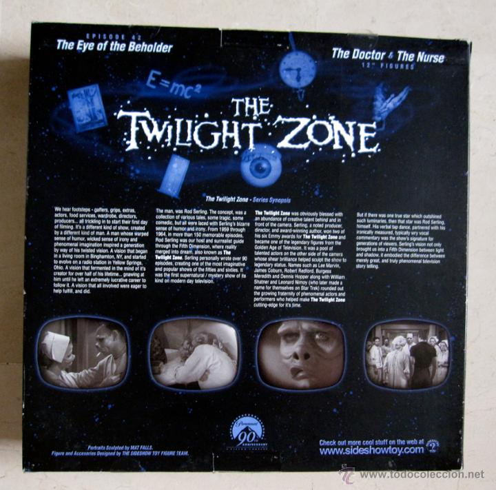 Figuras de acción: Figura Sideshow The eye of the Beholder The Doctor & The Nursery 30 cm-1/6 - Foto 9 - 41447461