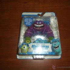 Figuras de acción: MONSTERS UNIVERSITY , ART·APT_ DISNEY-PIXAR_ BIZAK. Lote 41684252