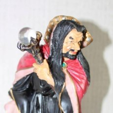 Figuras de acción: MAGO BASTON CON BOLA DE CRISTAL.(MYTHS AND LEGENDS) . Lote 41708271