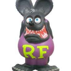 Figuras de acción: RAT FINK VERSION NEGRO FIGURA 60CM FUNKO. Lote 42681891
