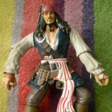 Capitan Jack Sparrow Piratas del Caribe Figura articulada Disney - Zizzle