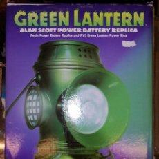 Figuras de acción: GREEN LANTERN ALAN SCOTT POWER BATTERY REPLICA - DC DIRECT - EDICION LIMITADA - FIGURE - NUEVO. Lote 43603617