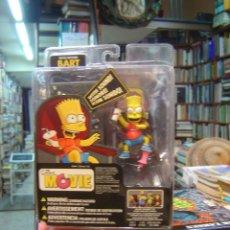 Figuras de acción: BART: THE SIMPSONS MOVIE - MCFARLANE - FIGURA- NUEVO. Lote 43649535