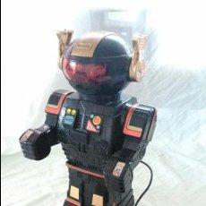 Figuras de acción: ROBOT VINTAGE AÑOS 80 JUGUETE TALK-A-TRON CABLEDIRIGIDO VOZ REMOTA PLASTICO ESPACIAL. Lote 43981339