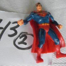 Figuras de acción: FIGURA SUPER HEROE - SUPERMAN - ENVIO GRATIS A ESPAÑA. Lote 46711531