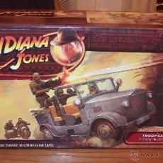 Figuras de acción: INDIANA JONES TROOP CAR,HASBRO 2008,CAJA ORIGINAL,A ESTRENAR. Lote 118235202