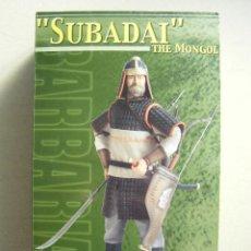 Figuras de acción: DRAGON SUDABAI THE MONGOL - REF. 74006. Lote 47356996