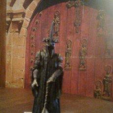 Figurines d'action: SEÑOR DE LOS ANILLOS, EL - NAZGUL SEÑOR DE ANGBAR -NO SÉ SI PLOMO O RESINA... EN SU ESTUCHE ORIGINAL. Lote 47800404