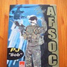 Figuras de acción: FIGURA DRAGON - PJ BOB AFSOC STS - REF. 70089. Lote 48195217