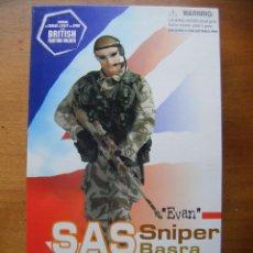 Figuras de acción: FIGURA DRAGON - BRITISH SAS SNIPER - EVAN - REF. 70269. Lote 48278842