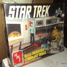Figuras de acción: STAR TREK USS ENTERPRISE COMMAND BRIDGE. Lote 48371438