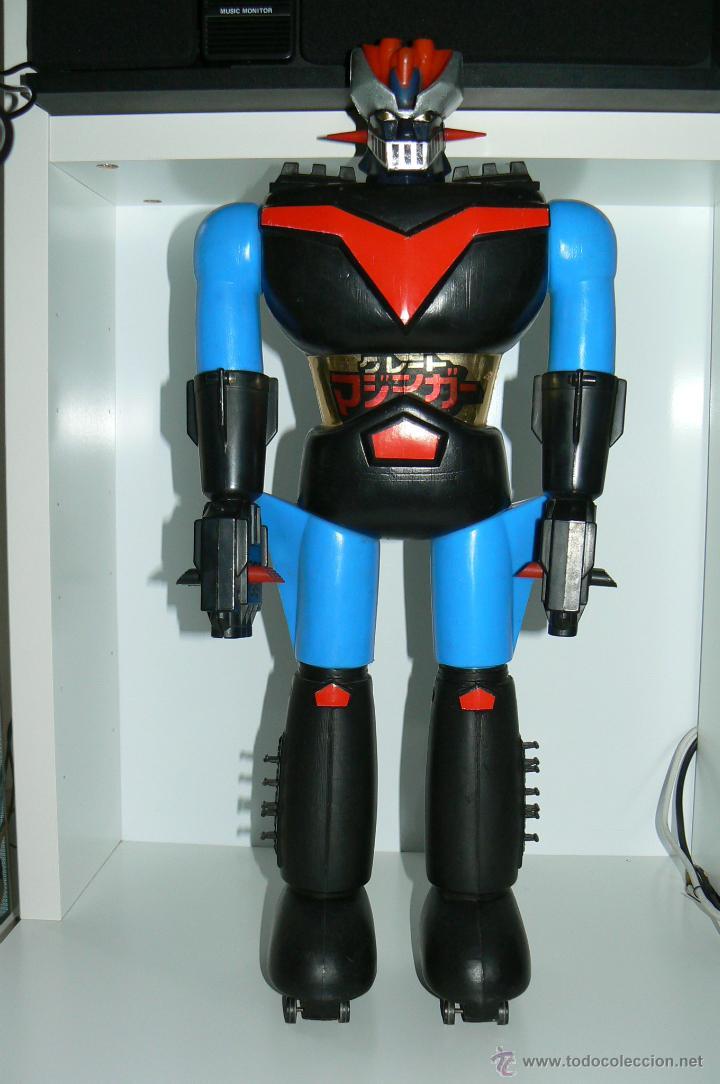 Mazinger z robot nacoral - Sold at Auction - 48540626