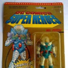 Figuras de acción: DC COMICS SUPERHEROES BLISTER FREZE VS BATMAN 1989 POS SUPER POWERS TOY BIZ. Lote 187129597