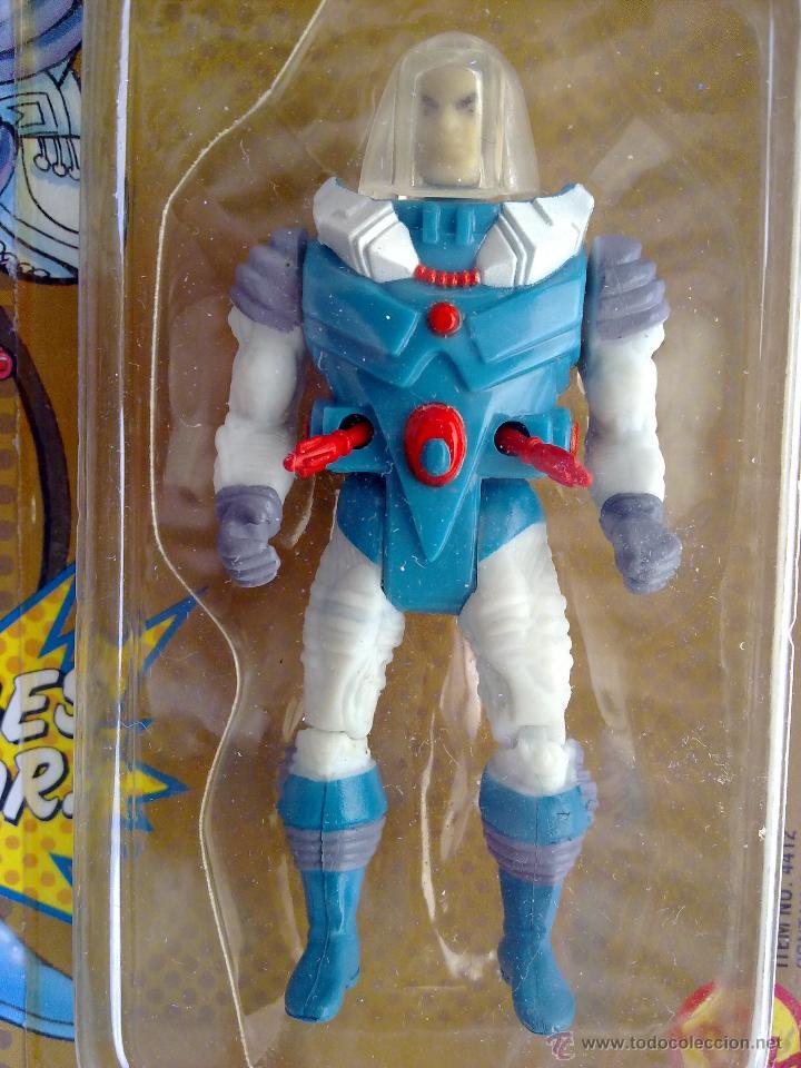 Figuras de acción: DC COMICS SUPERHEROES BLISTER FREZE VS BATMAN 1989 POS SUPER POWERS TOY BIZ - Foto 5 - 187129597