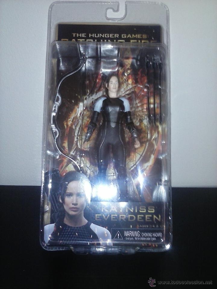Figura Neca Katniss Everdeen De Los Juegos Del Comprar Otras